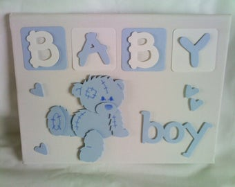 Baby's boy or Girl's room picture