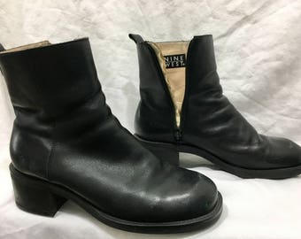 Vintage Nine West Womens Boots