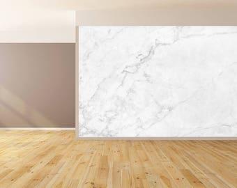 Wall Art Marble Accent Wallpaper HUGE