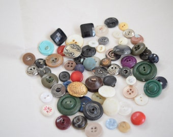 Vintage buttons bundle