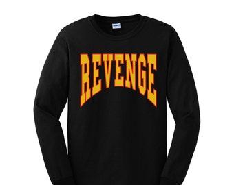 Revenge Drake Long Sleeve and Short sleeve Men T-shirt, Revenge Summer sixteen Tour drake shirt, Drizzy Drake revenge Sweatshirt