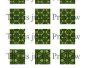 Reserved for Jacqueline Zip includes 2 designs/sheets in PNG & PDF - abstract cactus