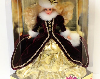 Happy Holidays Holiday Barbie 1996 Special Edition Mattel