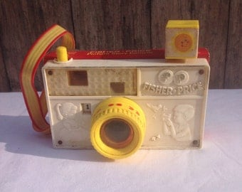 1967 Fisher Price Picture Story Camera