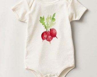 Turnip Organic Bodysuit