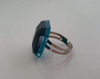 """Sapphire"" women ring"
