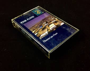 Pink Floyd - A Momentary Lapse Of Reason - 1987 Cassette Tape
