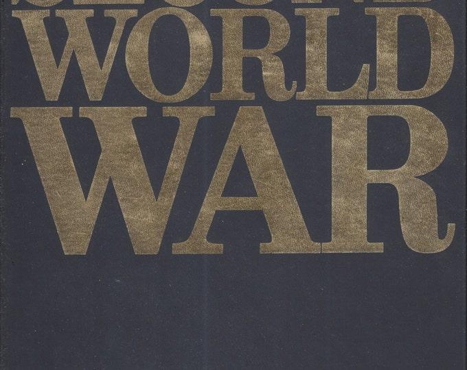 History of the Second World War By Marshall Cavandish (Magazine Binder) #1