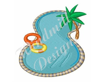 Palm tree pattern etsy for Thread pool design pattern