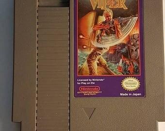 Code Name Viper NES