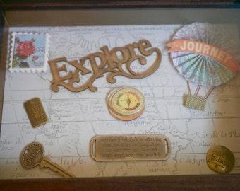 Explore Shadow Box
