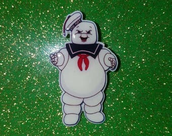 Marshmallow Man Ghostbusters PIN