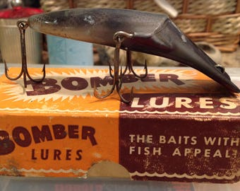 Mercury Minnow Vintage Fishing Lure