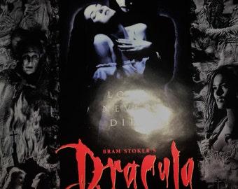 Advance Teaser poster - Bram Stokers Dracula circa 1992