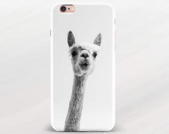 Alpaca Case iPhone 7 Animal Case iPhone 6s Alpaca Case Llama Case iPhone 6 Plus Case Lama Case iPhone 7 Plus Cover iPhone Animal Cover