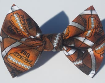 Football Bow Tie- All Sizes