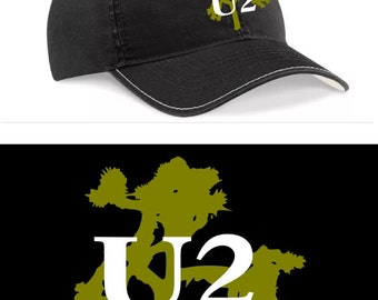 U2 The Joshua Tree baseball cap Beechfield