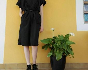 Vintage dress/black