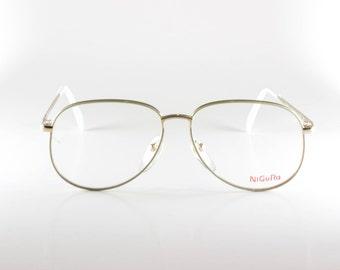 Nigura Dusselldorf 836c Made In Germany 54-13-130 Vintage Frames Vintage Eyewear Designer Eyewear