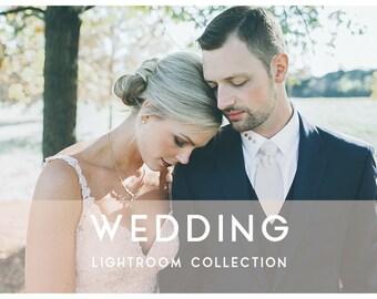 20 Wedding Lightroom Preset Professional for Portraits, Weddings