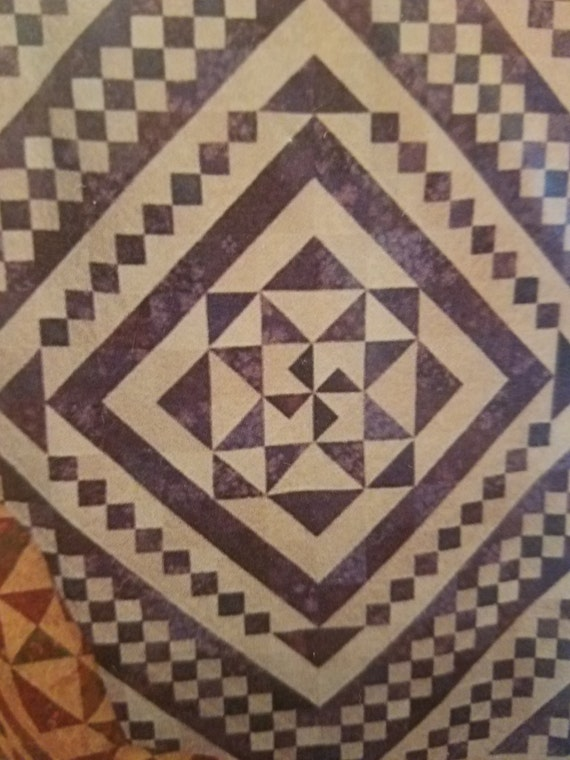 Carousel Quilt Pattern By Theresa Ward From Cornerstonequiltshop On