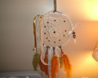 Pearls of wisdom dreamcatcher