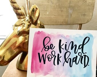 NEW!!! custom watercolor prints | watercolor | print | handmade