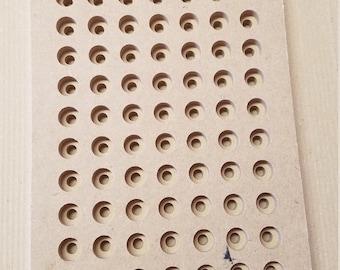 CNC Router Bit Tray Router Bit Storage Organizer