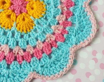 Crocheted Doilies Bohostyle