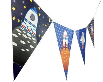 Rocket Decoration Pack - Ready to Ship