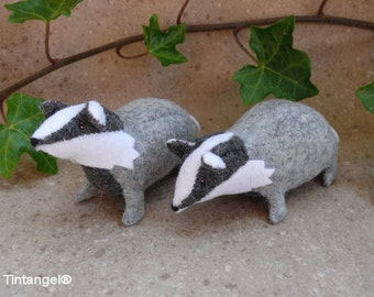 The Young Badgers - PDF pattern - download