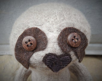 Sloth Softie By TheSleepyKat (Made To Order)