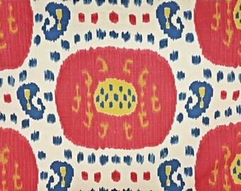 Brunschwig & Fils Samarkand Linen Fabric by the yard