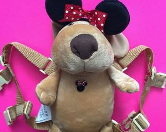 Minnie Dog Restraint, Chid Restraint, Disney Restraint, Minnie Dog Leash, Child Leash