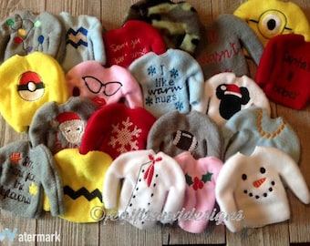Doll sweaters- elf or 12 inch doll
