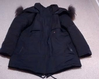 the kooples ladies parka
