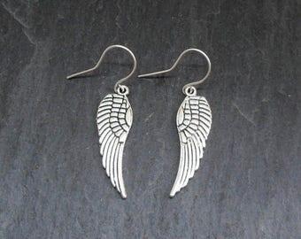 Your Angel Wings Earrings
