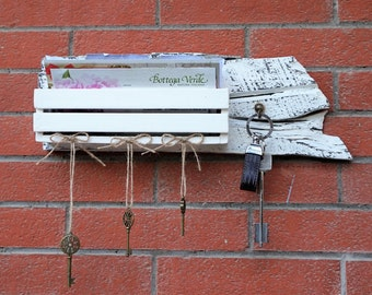 Mail Organizer keychain
