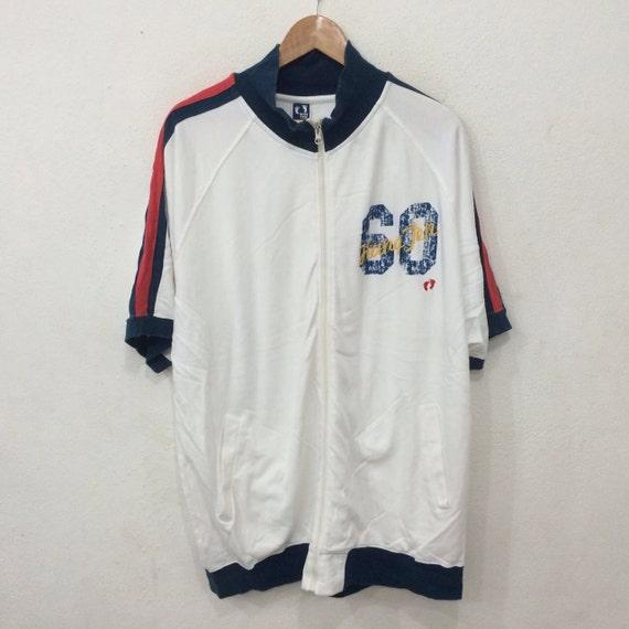Rare!! vintage HANG TEN Sweatshirt White Colour