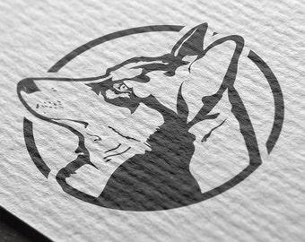 Husky, Husky svg, Husky art, Husky digital art, Husky graphic, Husky graphic art, Husky clip art, Husky design