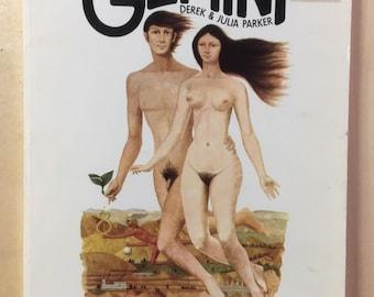 GEMINI vintage book