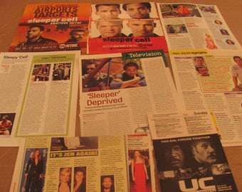 ODED  FEHR  CLIPPINGS  #0329