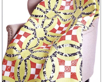 Urban Nine Patch Quilt Pattern