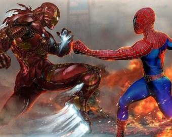 Movie Replica Raimi Spider-Man 3 Suit-Premium Grade