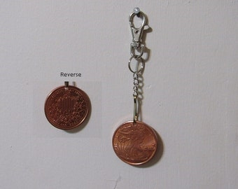 Key chain bling