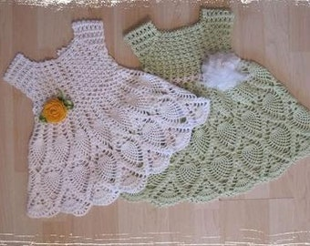 crochet tutu dress instructions