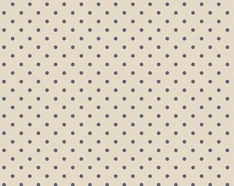 NEW Les Petits by Amy Sinibaldi for Art Gallery Fabrics-Dots Fabric -Basic Fabric