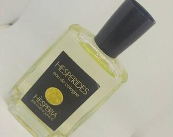 Vintage cologne Hesperides Hesperia Jean Menounos 50ml almost full