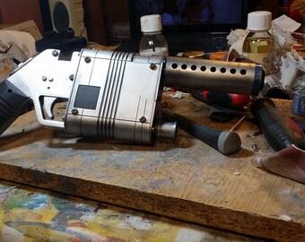 REY Blaster, belt, blaster holster star wars tfa
