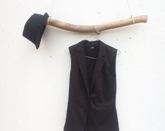Branch Clothes Rack, Rustic Hanger, Hipster, Market Stall Australia